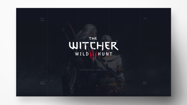whitcher - UI UX კურსი
